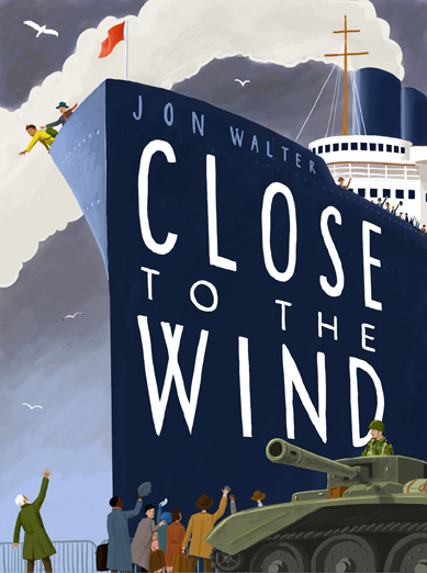 'Close to the Wind' by Jon Walter